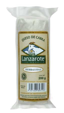 Lanzarote Hierbas finas